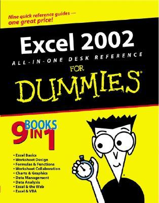 Excel 2002 All-in-One Desk Reference for Dummies Greg Harvey