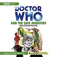 Doctor Who & the Cave Monsters CD