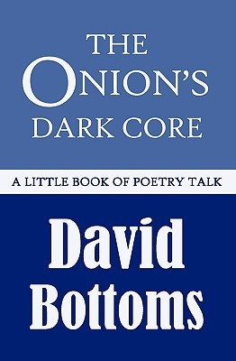 The Onions Dark Core: A Little Book of Poetry Talk  by  David Bottoms