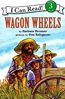 Wagon Wheels [With Paperback Book]