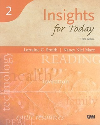 Insights for Today  by  Lorraine C. Smith