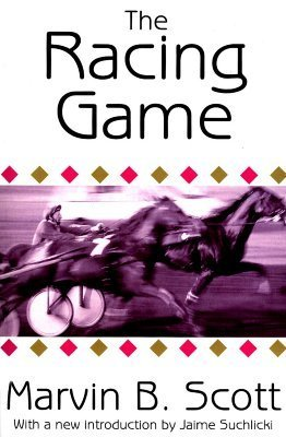 The Racing Game  by  Marvin Scott