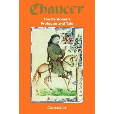 chaucer the pardoner To fully appreciate the layers of irony in the pardoner's tale, consider the prologue to the tale as well as the tale itself in the prologue and in the first 200 lines of the story, the.