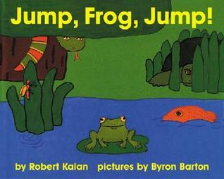 Jump, Frog, Jump! Board Book  by  Robert Kalan