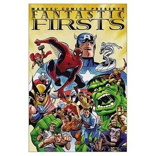 Fantastic Firsts Stan Lee
