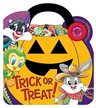 Trick Or Treat!  by  Peggy Schaefer