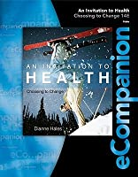 E Companion For Hales' An Invitation To Health: Choosing To Change, 14th