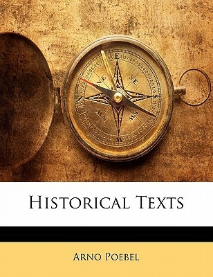 Historical Texts  by  Arno Poebel