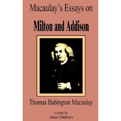 macaulay essays Applying to macaulay tuition and merit scholarship package financial aid resources you need to complete two essays that are part of the online application.
