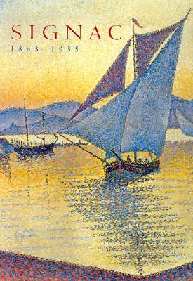 Paul Signac, 1863 1935: Watercolours And Drawings, November December 1986  by  Paul Signac