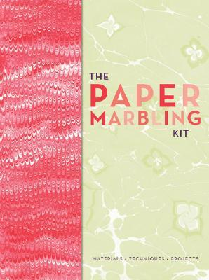 The Paper Marbling Kit: Materials, Techniques, and Projects Alan Cherry