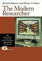 The Modern Researcher [With Infotrac]