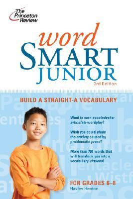 Word Smart Junior, 3rd Edition  by  Princeton Review