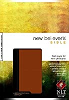 New Believer's Bible-NLT: First Steps for New Christians