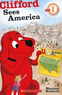 Clifford Sees America Norman Bridwell