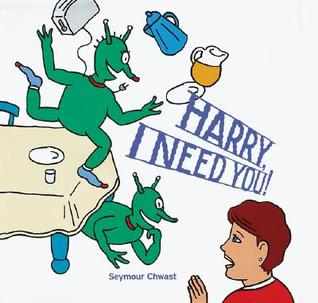 Harry, I Need You!  by  Seymour Chwast