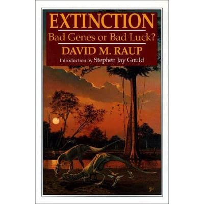 Extinction: Bad Genes or Bad Luck? - David M. Raup
