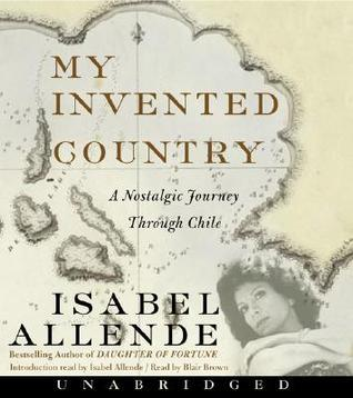 My Invented Country CD: A Nostalgic Journey Through Chile Isabel Allende