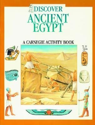 Discover Ancient Egypt: A Carnegie Activity Book  by  Tracy Harrast