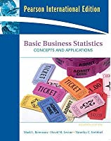 Basic Business Statistics: Concepts and Applications.