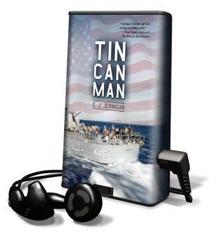Tin Can Man [With Earbuds] E.J. Jernigan