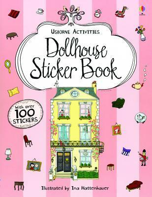 Dollhouse Sticker Book Ina Hattenhauer