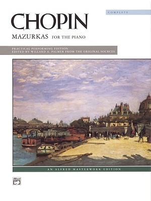 Chopin -- Mazurkas (Complete): Comb Bound Book  by  Frédéric Chopin