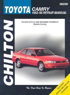 Toyota Camry, 1983-96  by  Chilton Editorial
