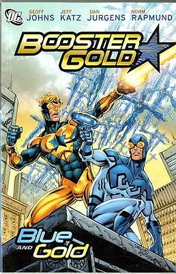 Booster Gold: Blue And Gold  by  Dan Jurgens