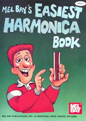 Easiest Harmonica Book  by  William Bay