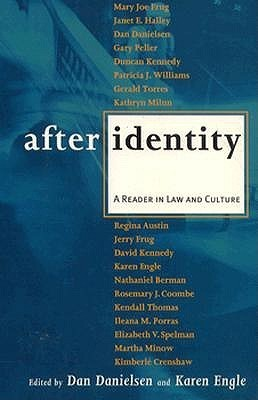 After Identity: A Reader in Law and Culture  by  Dan Danielsen