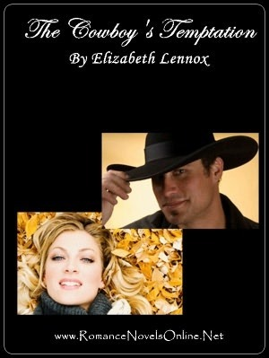 The Cowboys Temptation Elizabeth Lennox