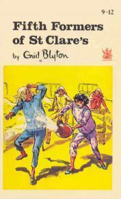 Fifth Formers Of St Clares (Dragon Books,Red Dragons)  by  Enid Blyton