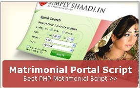 PHP Matrimonal Script, Matrimonial Software peoples innovation