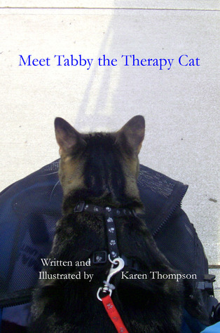 Meet Tabby the Therapy Cat Karen   Thompson