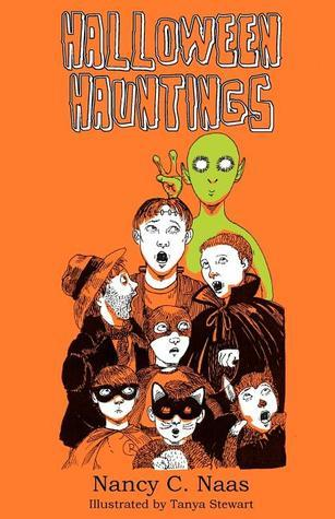 Halloween Hauntings  by  Nancy C. Naas