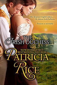 The Irish Duchess Patricia Rice