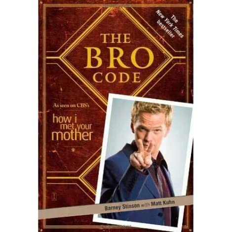 the bro code by barney stinson reviews discussion bookclubs lists. Black Bedroom Furniture Sets. Home Design Ideas