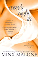 Casey's Night In (The Mirage Agency, #1.5)
