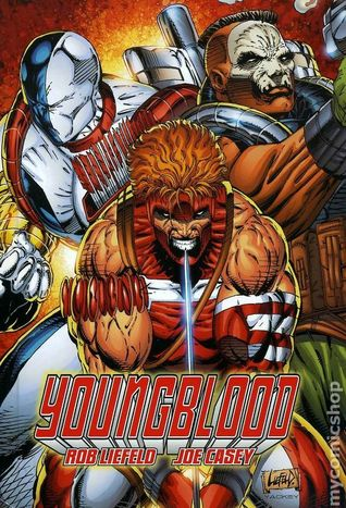 Youngblood Rob Liefeld