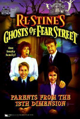 Parents from the 13th Dimension  by  R.L. Stine