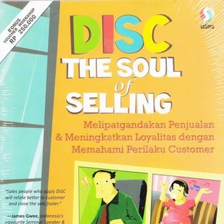 DISC: the soul of selling Evilin Kumala Warangian