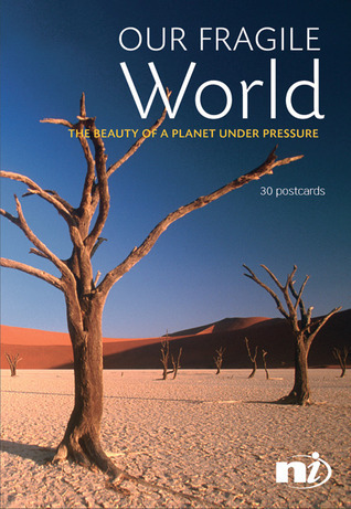 Our Fragile World postcard book: 30 postcards  by  Troth Wells