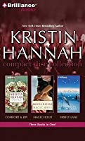 Kristin Hannah CD Collection: Comfort and Joy, Magic Hour, Firefly Lane