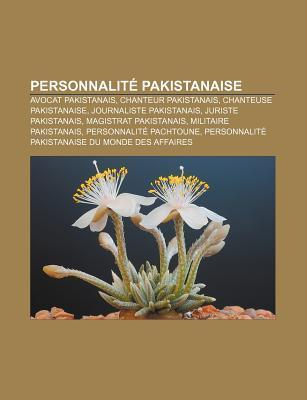 Personnalit Pakistanaise  by  Livres Groupe