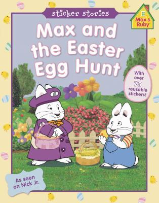 Max and the Easter Egg Hunt  by  Unknown