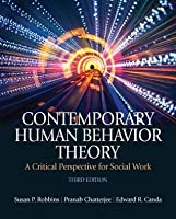 Contemporary Human Behavior Theory: A Critical Perspective for Social Work with Mysearchlab -- Access Card Package Package