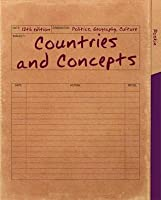 Countries and Concepts: Politics, Geography, Culture Plus Mypoliscilab -- Access Card Package with Etext -- Access Card Package