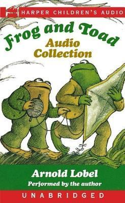 Frog and Toad Audio Collection  (Frog and Toad #1-4) Arnold Lobel