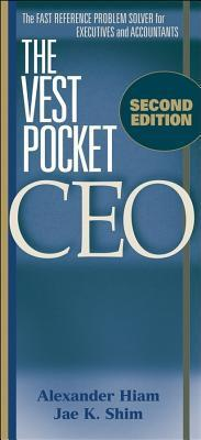 The Vest Pocket CEO  by  Alexander Hiam